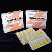 как принимать флуоксетин для похудения