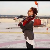 Lindsey Stirling Oh Come Emmanuel
